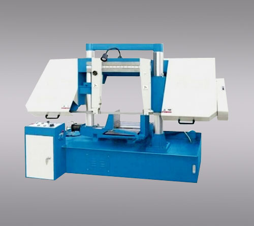 Double Column Horizontal Bandsaw Machine 350mm